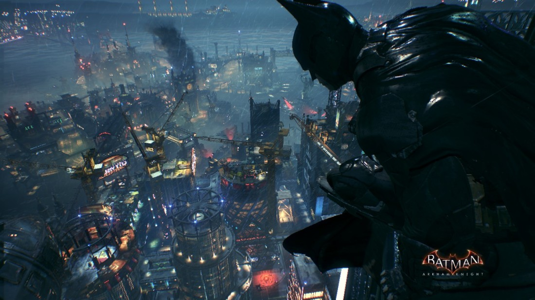 Review Batman Arkham Knight