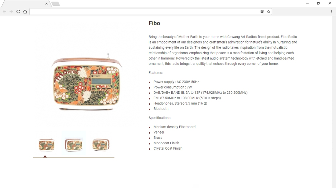 Gloya Product Description 3
